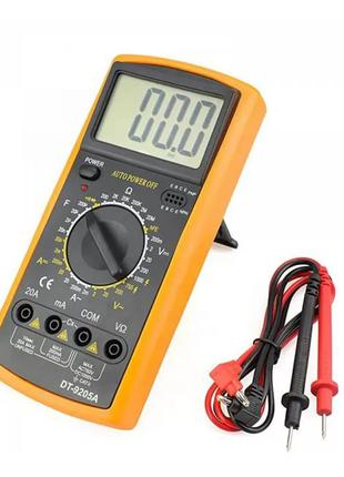 Мультиметр цифровой BM-04-9208