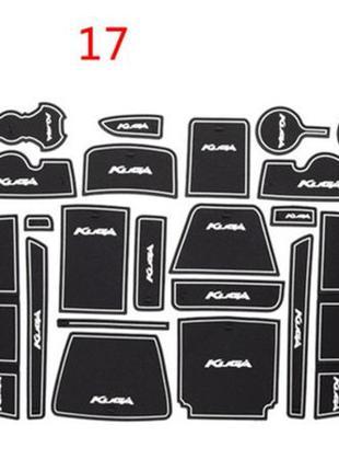 Коврики Ford Fiesta Фиеста , Фокус, Куга, Мондео