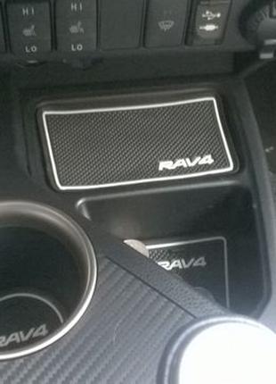 Toyota RAV4 Тойота Рав 4 коврики