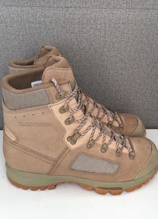 Чоловічі черевики lowa elite desert wxl мужские ботинки сапоги