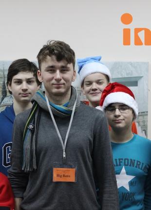 Академия Инталит приглашает школьников на ІТ-курсы!