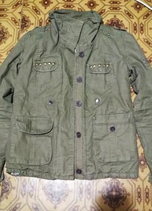 Курточка демисезонная bizzy