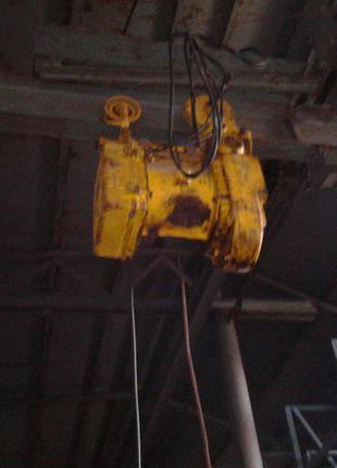 Таль электрическая  ТЭ-320- 51120-01, 3.2тн. ,380в. нет контактно