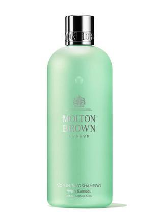 Molton brown шампунь для придания объема тонким волосам с экст...