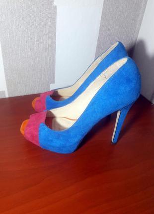 Распродажа! роскошные туфли с внутренней кожаной отделкой bata