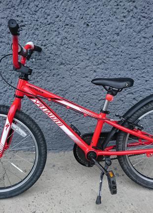 Велосипед Specialized Hotrock 20""