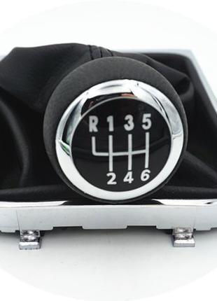 Ручка кпп VW Volkswagen Passat B6, CC (Фольксваген пассат) 200...