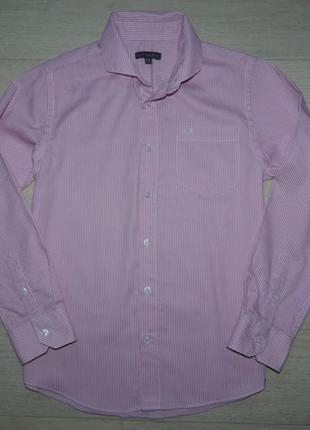 Розовая рубашка john rocha 11 лет