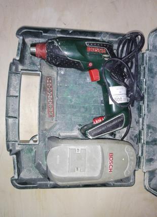 Аккумуляторный шуруповерт Bosch PSR 300 Li