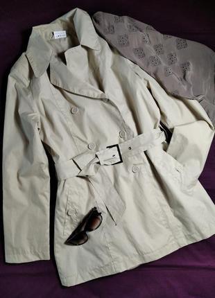 Женская куртка тренчкот плащ. германия