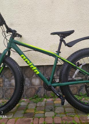 Велосипед-Fatbike