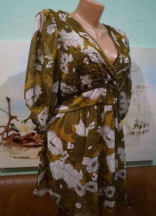 Блуза р.8,бренд h&m