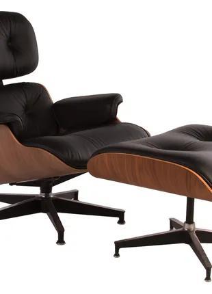 Кресло Eames Lounge Chair элегантное и престижное.