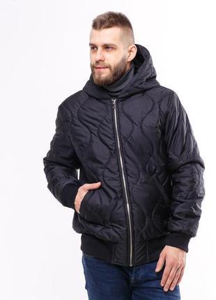 Куртка стеганая демисезонная stitch