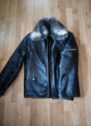 Куртка осенняя зимняя