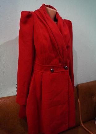 Пальто р.16,бренд look