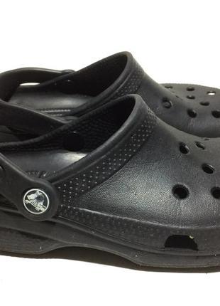 Crocs оригинал m-3 w-5