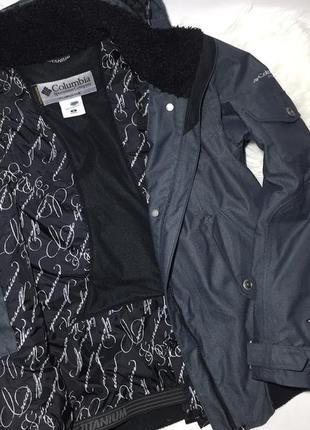 Женская куртка columbia titanium