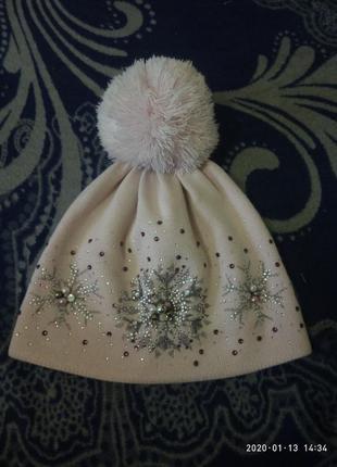 Нереальной красоты шапка barbaras