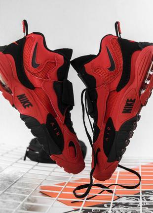 Nike speed turf university red/black, мужские кроссовки найк, ...