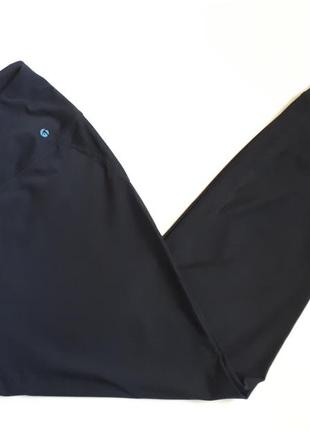 Спортивные темно-синие штаны*леггинсы active limited by tchibo...