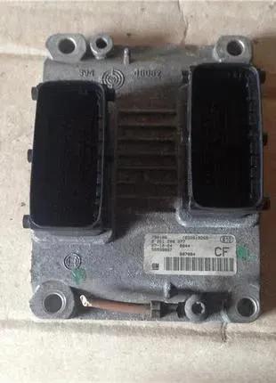 Блок управления двигателем Opel Astra H Z16LET 55559857 026120897