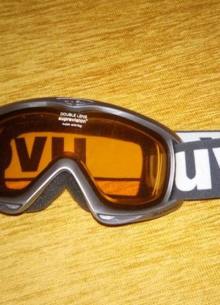 Очки горнолыжные Uvex, оригинал