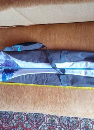 Чехол для лыж Salomon Mountain Sports, 160 см (+20 см), оригинал
