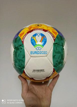 Мяч футбольный, футбольный мяч 5, мяч Euro 2020