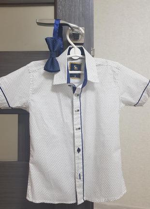 Рубашка на мальчика 3-4г.