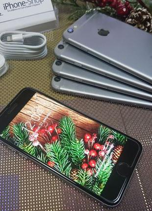 Apple iPhone 6 64Gb. Space Gray ( neverlock ). Новогодние Скид...