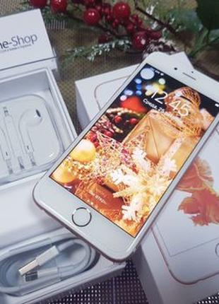 Apple iPhone 6s 64Gb. Rose Gold ( neverlock ). Идеал, от магазина