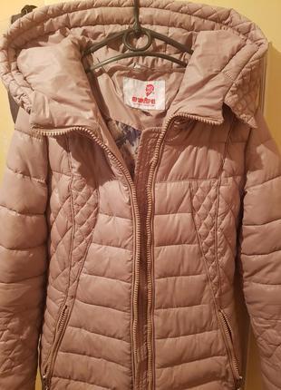 Пуховик женский ,пальто зимнее
