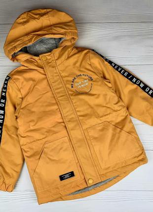 Куртка парка демисезонная осенняя