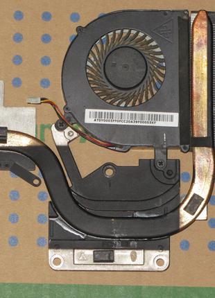 Система охлаждения Lenovo G500 AT0Y0005F DFS470805CL0T