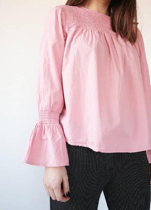 Невероятно краивая блузка primark батал