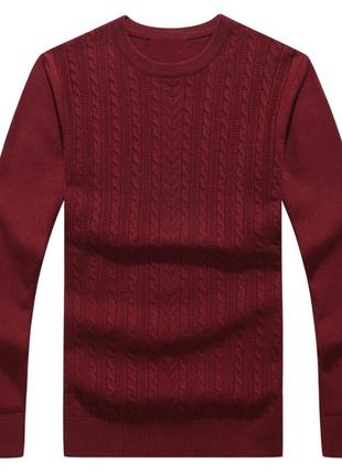 свитер руловер унисекс р.56-58