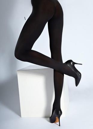 💞колготки f&f 40 denier luxury  opaque tights упаковка(2пары)