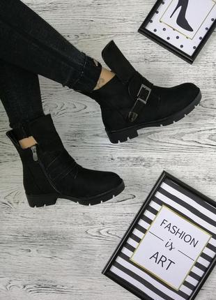 Новые качественные зимние ботинки зима