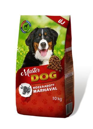Корм для собак Master Dog и Turbo Dog Хороший и качественный, 10к