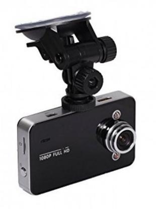 Видеорегистратор автомобильный Vehicle Blackbox DVR 1080p