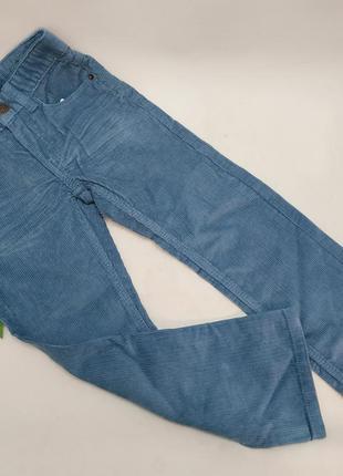 Вельветовые штаны kiabi 4 года брюки