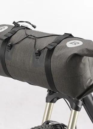 Велосумка на руль 15L байкпакинг Rockbros сумка для велосипеда