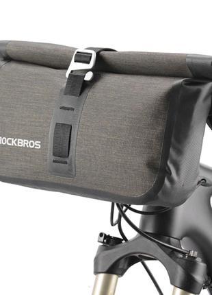 Велосумка на руль 6L байкпакинг Rockbros s сумка для велосипеда