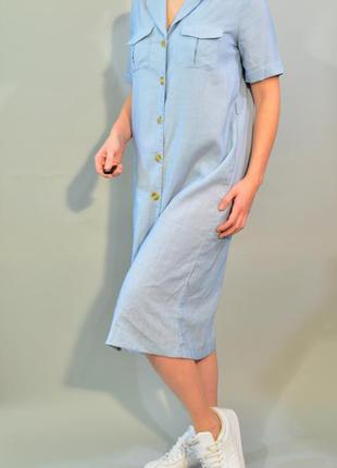 4108\80 платье рубашка emory park m