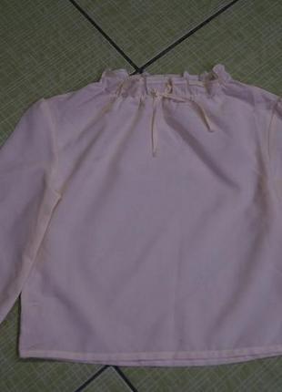 Блуза на девочку 5-6 лет