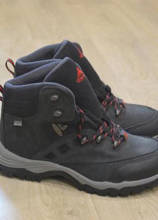 Vaude мужские кожаные ботинки зимние