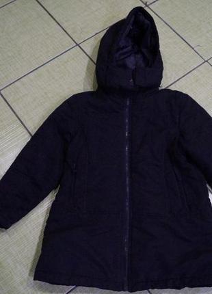 Куртка на девочку 7 лет,рост 122см