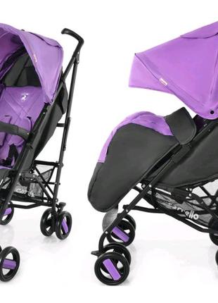 Детская коляска прогулочная carrello porto