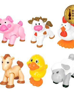 Игровой набор Kiddieland- домашние животные